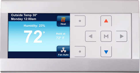 CTK02 Touchscreen Thermostat